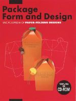 Package Forms and Design : Encyclopedia of Paper-folding Design v. 3 - PIE Books