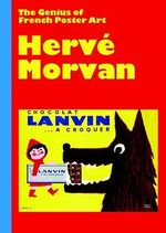 Herve Moran : The Genius of French Poster Art - PIE Books