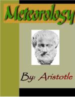 Meteorology - ARISTOTLE -  Aristotle
