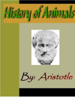 History of Animals - ARISTOTLE -  Aristotle