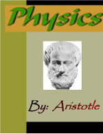 Physics - ARISTOTLE -  Aristotle