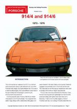 Porsche 914 Buyers' Guide - Chris Mellor
