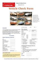 Porsche Checklist and Glossary - Chris Mellor