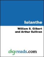 Iolanthe - William S. Gilbert