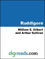 Ruddigore - William S. Gilbert