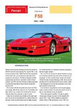 Ferrari F50 - Chris Mellor