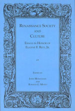 Index to Renaissance Society and Culture