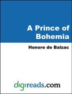 A Prince of Bohemia - Honore de Balzac