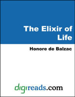 The Elixir of Life - Honore de Balzac