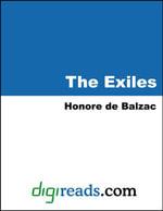 The Exiles - Honore de Balzac