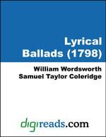 Lyrical Ballads (1798) - William Wordsworth