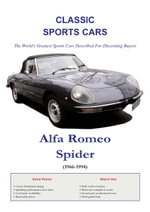 Alfa Romeo Spider Buyers Guide - Arthur Jameson