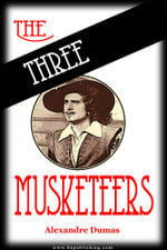 The Three Musketeers No. 3 - Alexandre Dumas