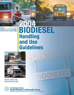 21st Century Biodiesel Fuel  Business Management for Producers and Handling and Use Guidelines - Series on Renewable Energy, Biofuels, Bioenergy, and - U., S. Government