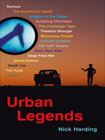 Urban Legends - Nick, Harding