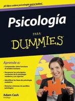 Psicologia Para Dummies - Adam Cash