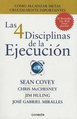 Las 4 Disciplinas de La Ejecucion - Sean Covey