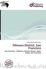 Fillmore District, San Francisco