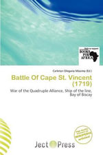 Battle of Cape St. Vincent (1719)