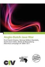 Anglo-Dutch Java War