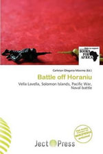 Battle Off Horaniu