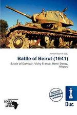 Battle of Beirut (1941)