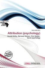 Attribution (Psychology)