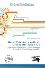 Grand Prix Automobile de Grande-Bretagne 1976