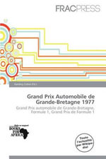 Grand Prix Automobile de Grande-Bretagne 1977