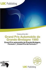 Grand Prix Automobile de Grande-Bretagne 1980