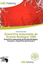 Grand Prix Automobile de Grande-Bretagne 1988
