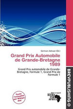 Grand Prix Automobile de Grande-Bretagne 1989