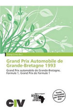 Grand Prix Automobile de Grande-Bretagne 1993