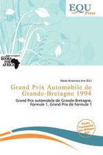 Grand Prix Automobile de Grande-Bretagne 1994