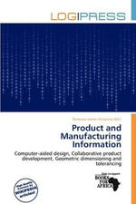 Product and Manufacturing Information