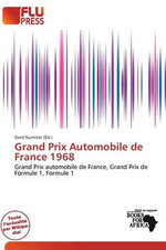 Grand Prix Automobile de France 1968