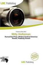 Willy Holtzman