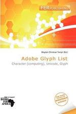 Adobe Glyph List