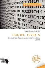 ISO/Iec 19794-5