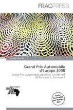 Grand Prix Automobile D'Europe 2008