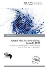 Grand Prix Automobile Du Canada 1994