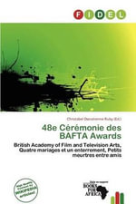 48e C R Monie Des Bafta Awards