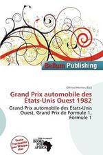 Grand Prix Automobile Des Tats-Unis Ouest 1982
