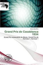 Grand Prix de Casablanca 1934