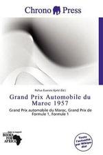 Grand Prix Automobile Du Maroc 1957