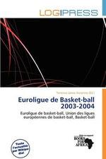 Euroligue de Basket-Ball 2003-2004