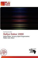 Rallye Dakar 2000