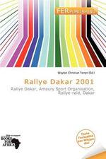 Rallye Dakar 2001