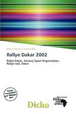 Rallye Dakar 2002