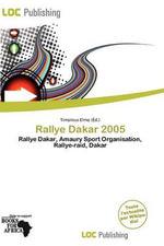 Rallye Dakar 2005